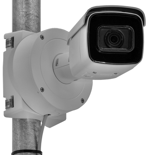 8 Megapixel Outdoor Webcam