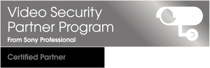 Sony Certified Video Security Parnter
