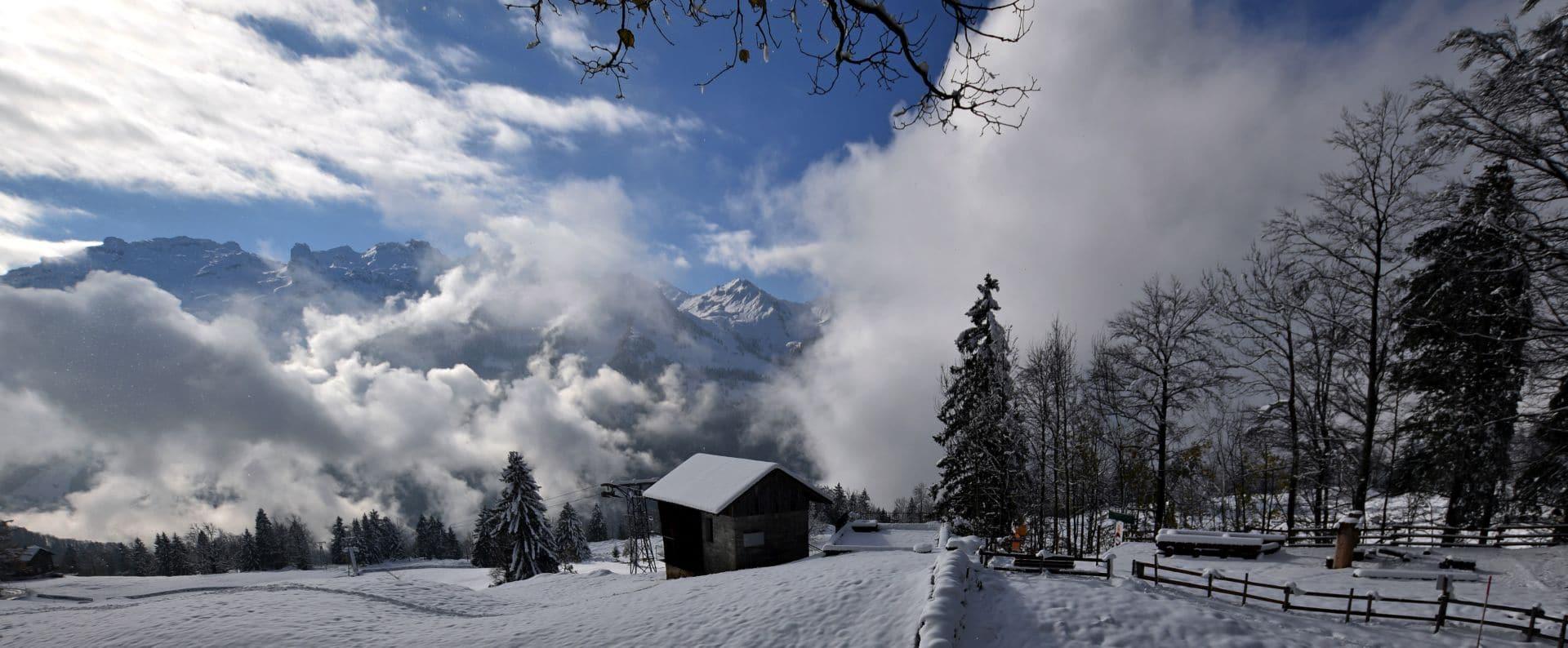 Foto Webcam Winterstimmung Illgau