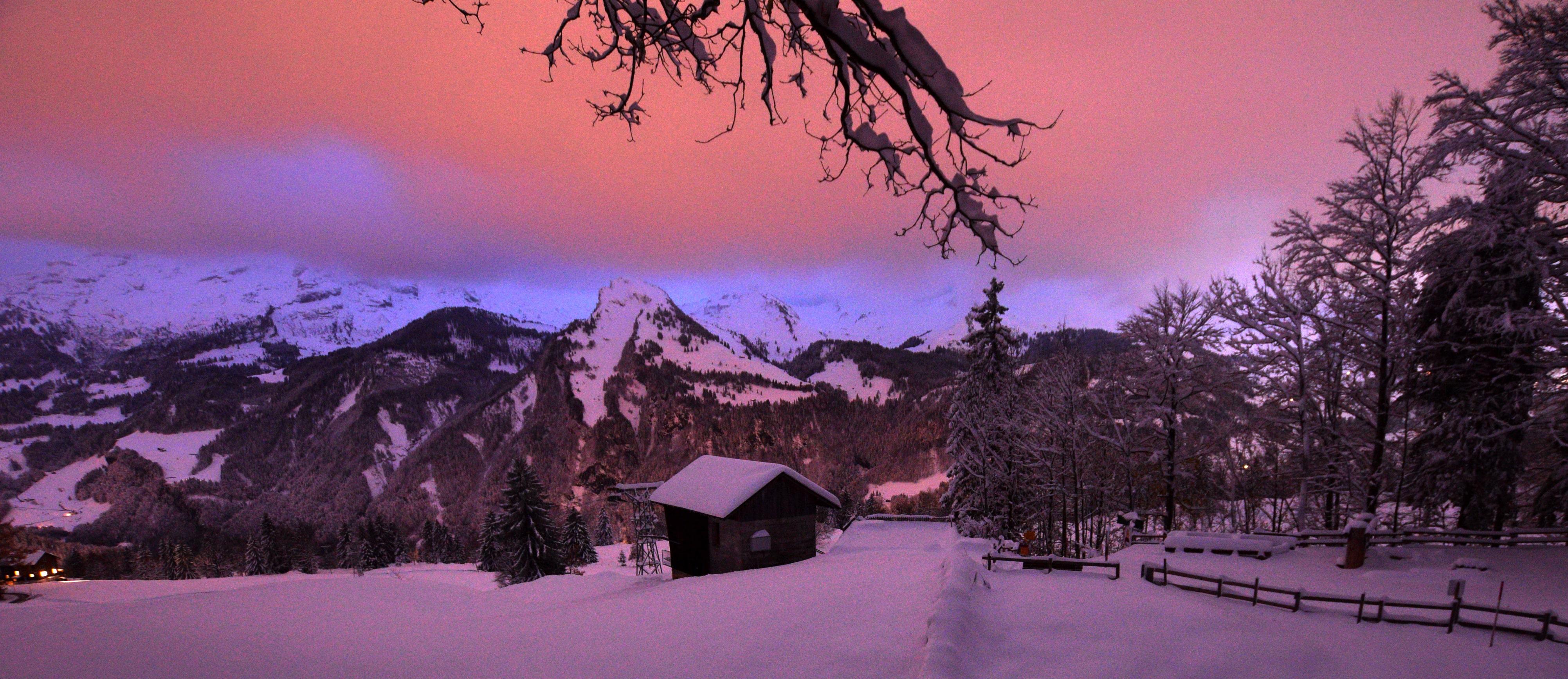 Tourismus Webcam Sonnenuntergang